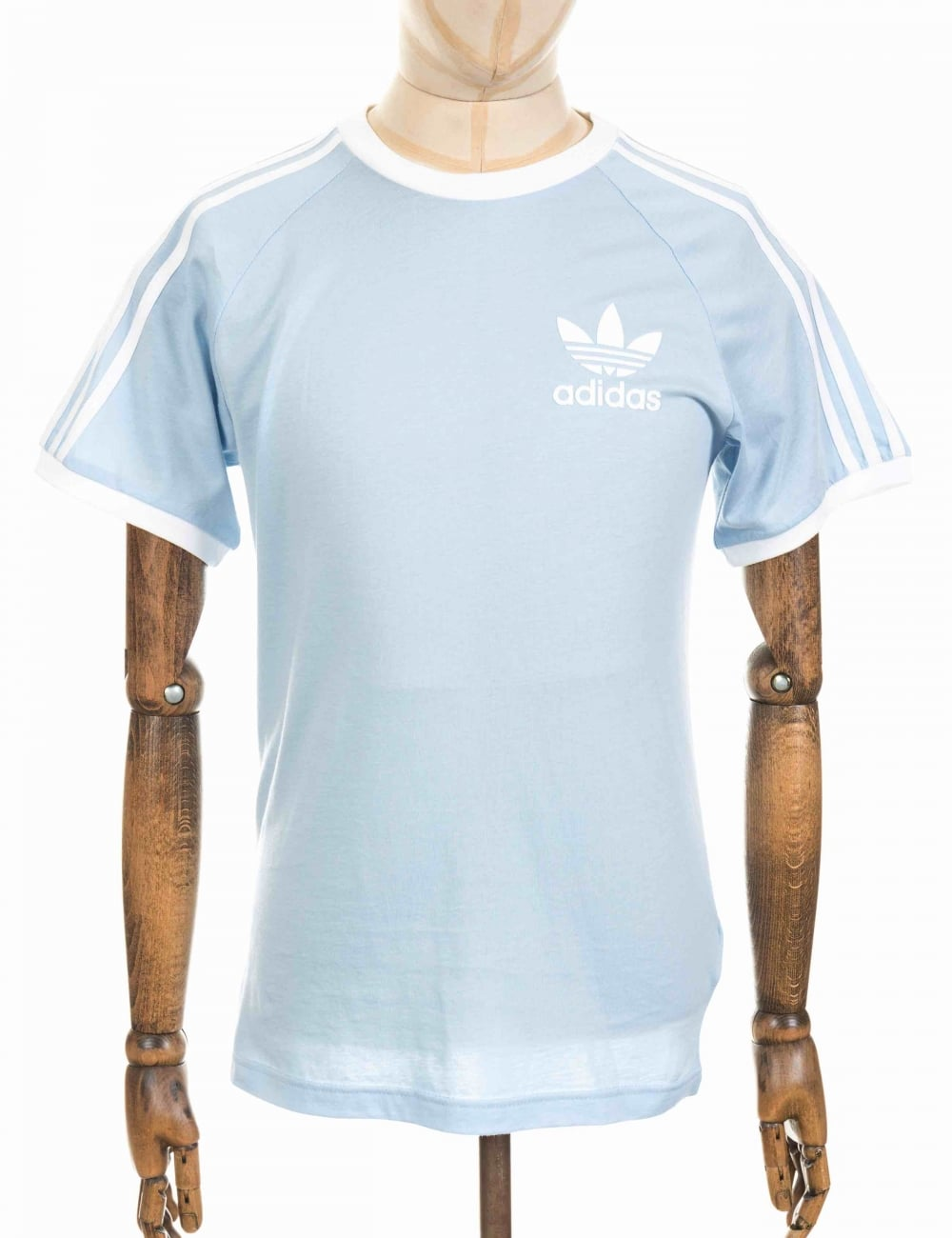 adidas california t shirt blue