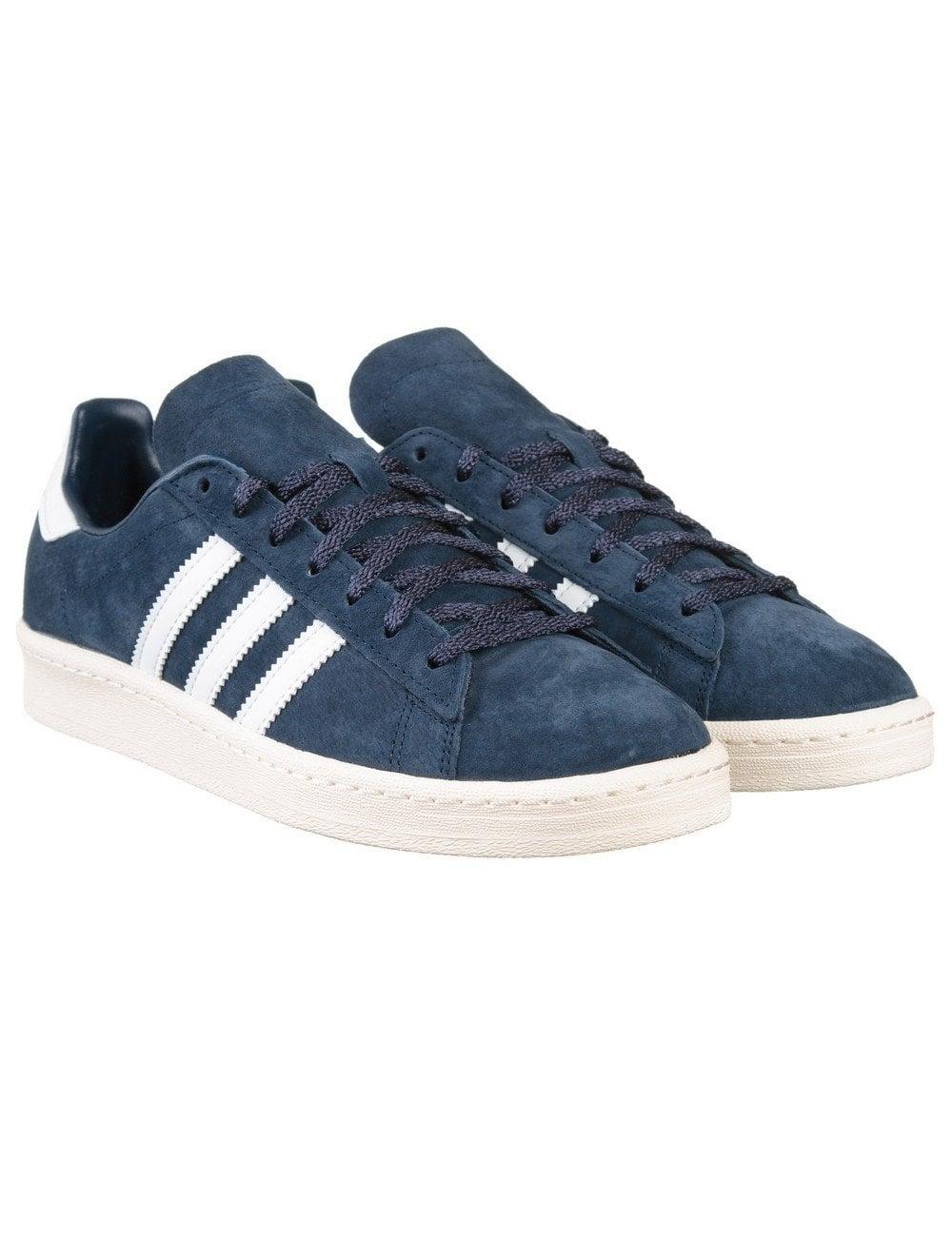 80s Vintage Shoes Dark Adidas Campus Originals Japan Blue FJ1culK3T
