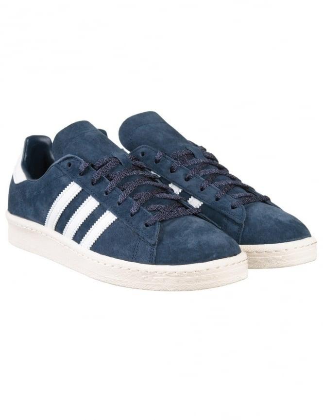 Adidas Originals Campus 80s Japan Vintage Shoes - Dark Blue