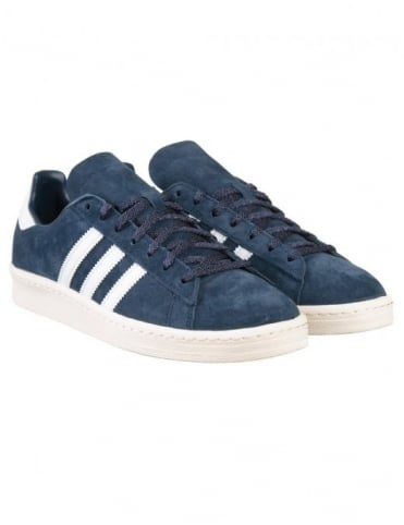 Adidas Originals Campus 80s Japan Vintage Shoes - Dark Blue