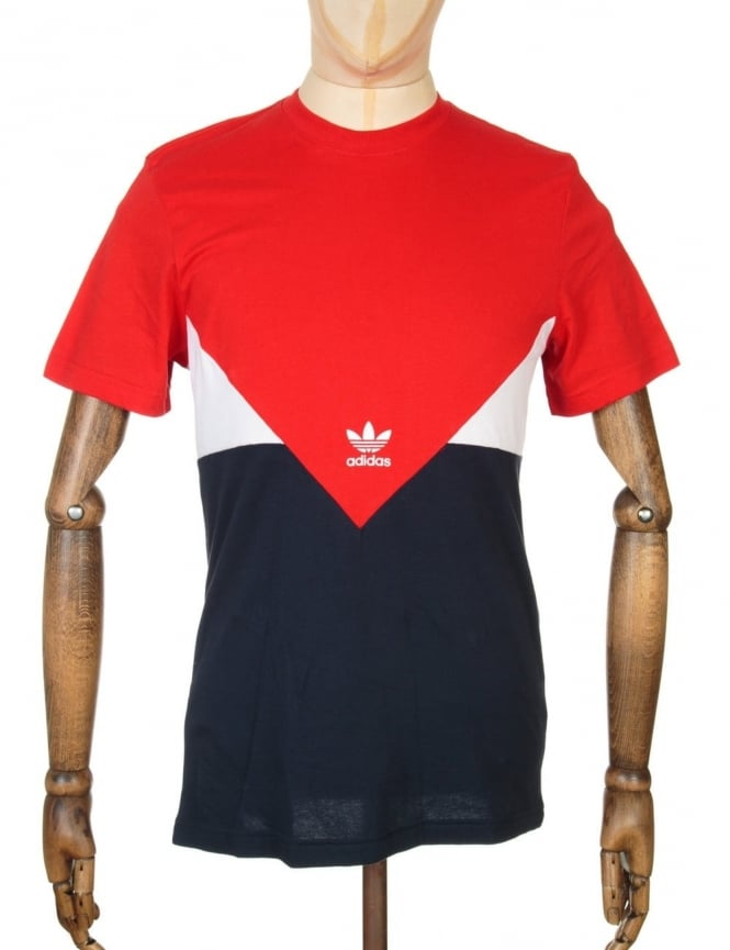 Adidas Originals Colorado T-shirt - Vivid Red