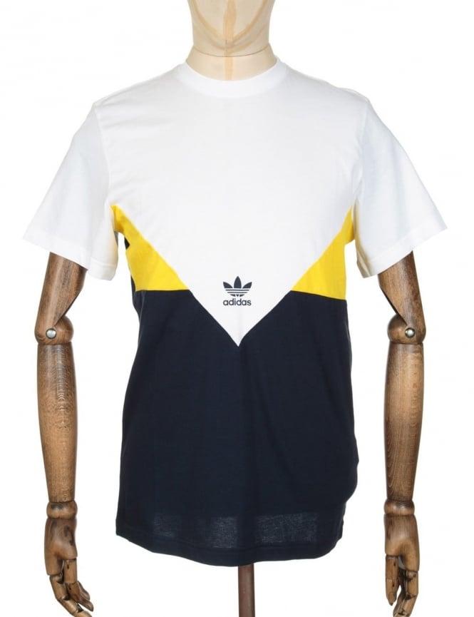 Adidas Originals Colorado T-shirt - White