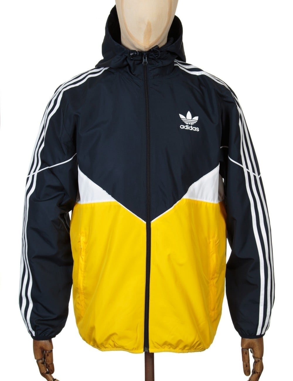 on sale f3f62 7225b Adidas Originals Colorado Wind Breaker Jacket - Legink Yellow