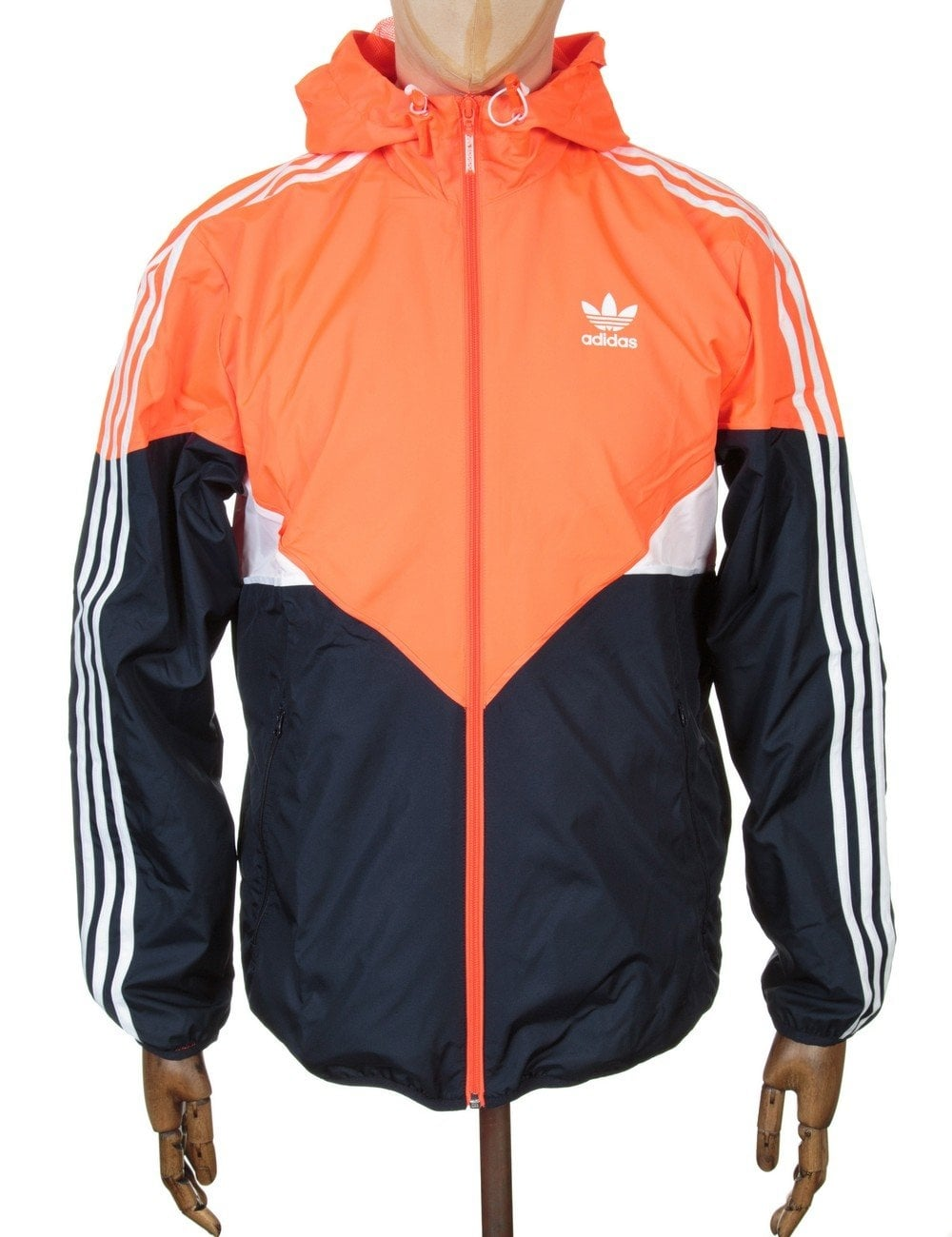 52af674be Adidas Originals Colorado Windbreaker Jacket - Solar Red - Clothing ...