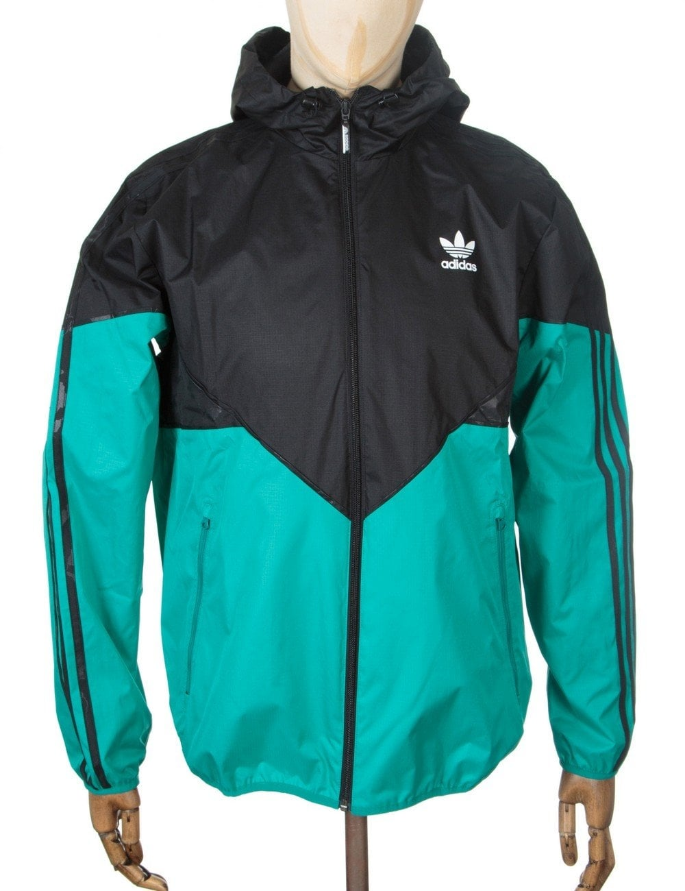 cd5eca1fb Adidas Originals Colorado Windreaker Jacket - Equipment Green ...