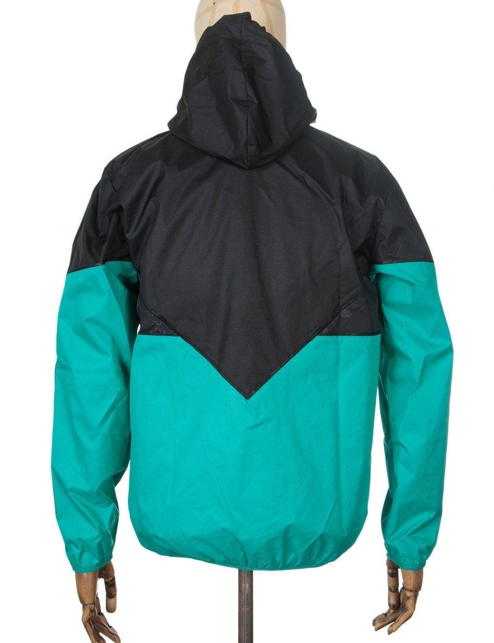 adidas Colorado WB jacket black green