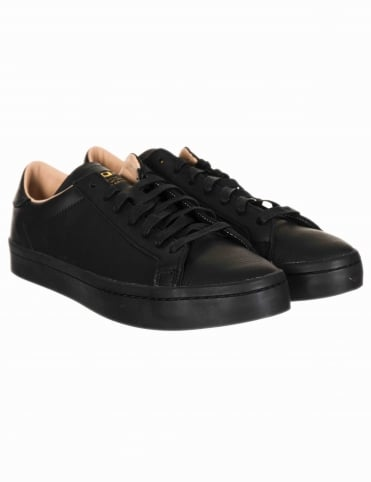 Court Vantage Shoes - Core Black