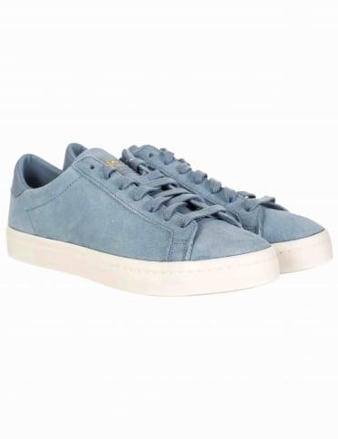 Court Vantage Shoes - Tactile Blue/Tactile Blue