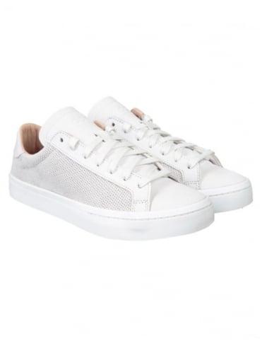 Adidas Originals Court Vantage Shoes - Vintage White