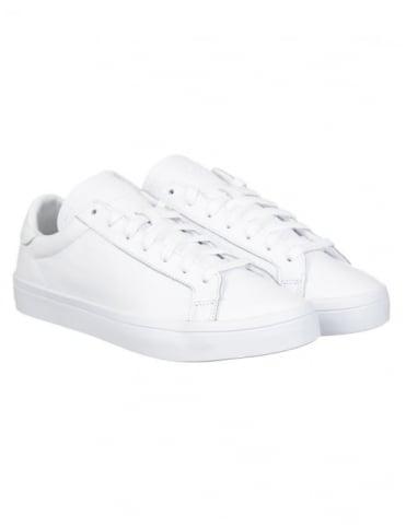 Adidas Originals Court Vantage Shoes - White/White