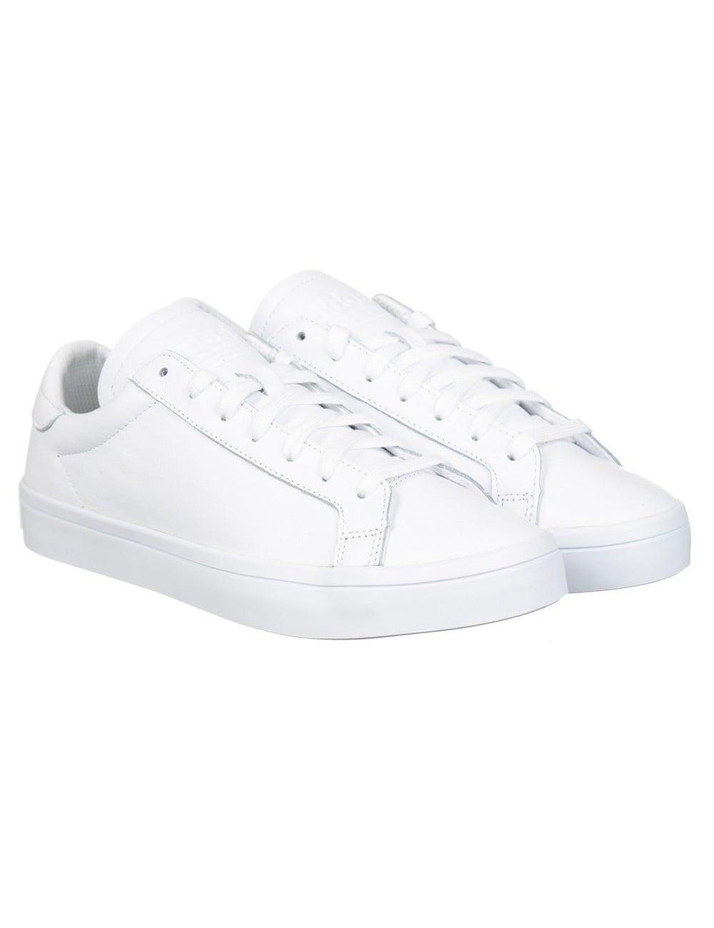 Court Vantage Shoes - White/White