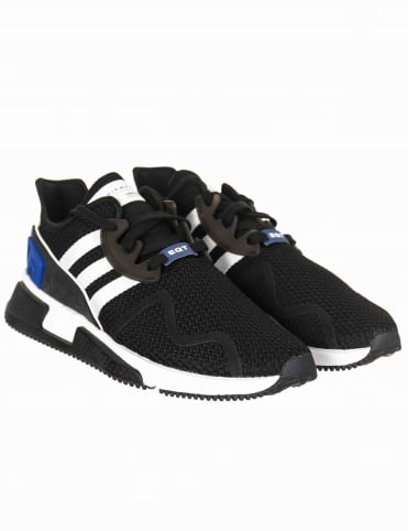 EQT Cushion ADV - Black (Blue Pack)