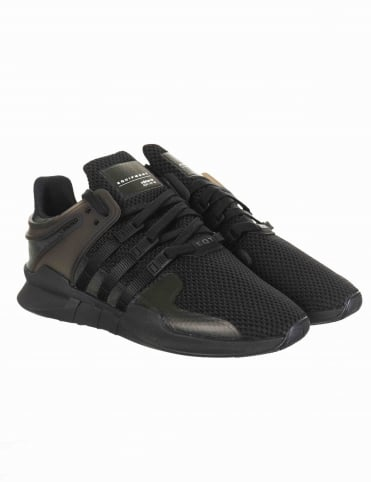 EQT Support Advance Shoes - CBlack/CBlack/FT White (BA8329)