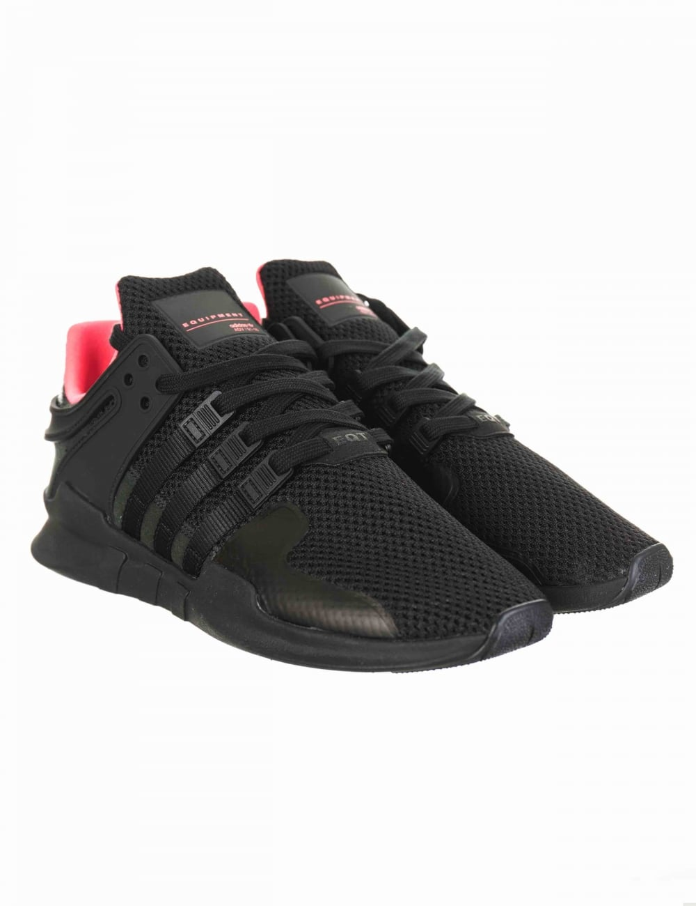the best attitude 30728 20944 EQT Support Advance Trainers - Core Black/Blk/Turbo (BB1300)