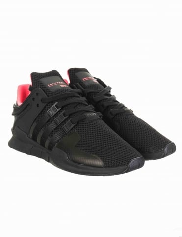 EQT Support Advance Shoes - Core Black/Blk/Turbo (BB1300)
