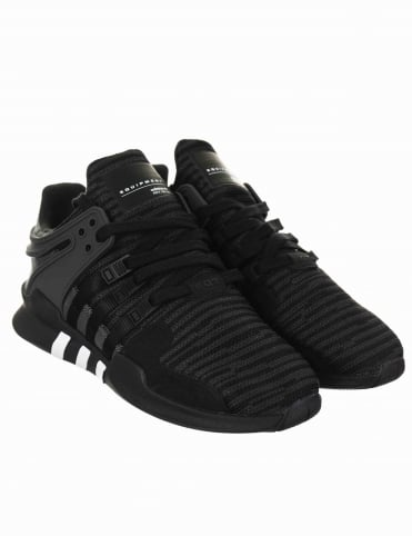 EQT Support Advance Shoes - Core Black/Utility Black (BB1297)