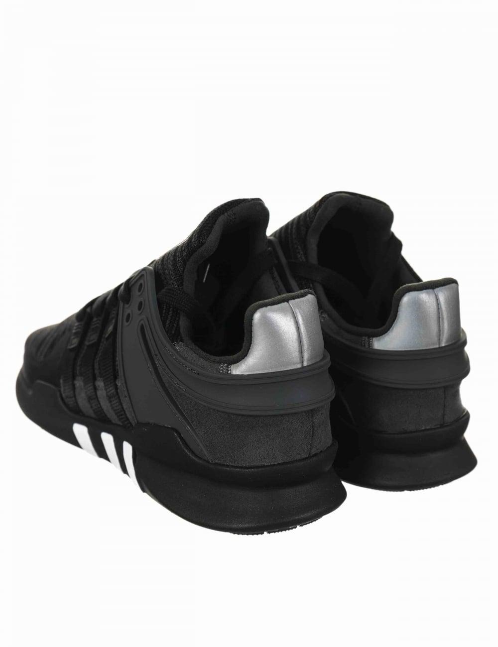 huge discount 93dba 18ea1 EQT Support Advance Shoes - Core Black/Utility Black (BB1297)