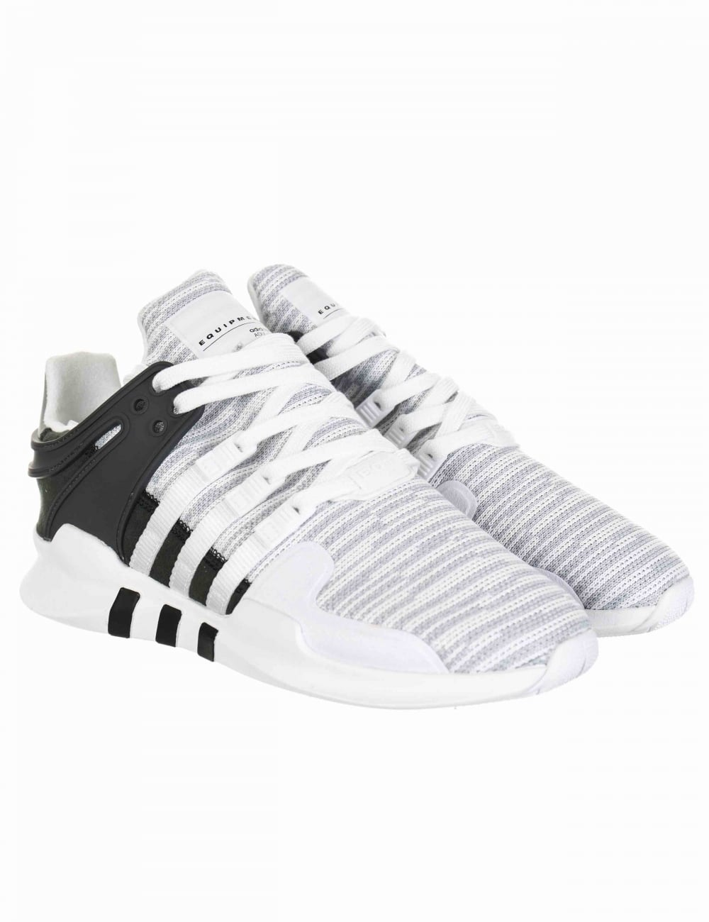 0b93cd9351e9 Adidas Originals EQT Support Advance Shoes - Ftw White Core Black (BB1296)
