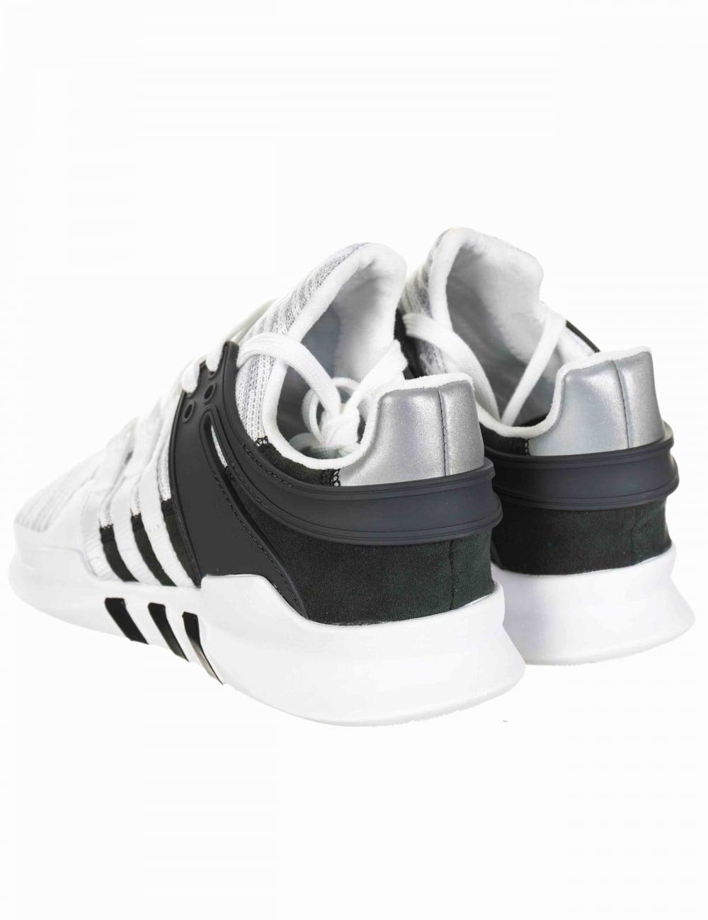 the best attitude 69457 029cc EQT Support Advance Shoes - Ftw White/Core Black (BB1296)
