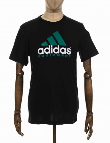 Adidas Originals EQT T-shirt - Black
