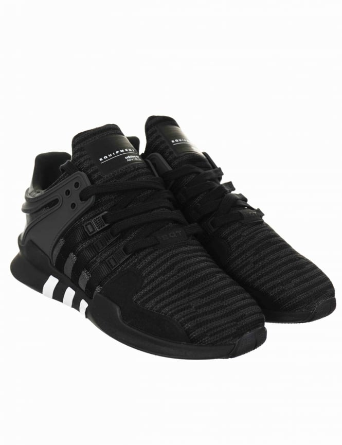 081ecbc55cd78 adidas originals equipment support advance shoes core black utility trainers  uk