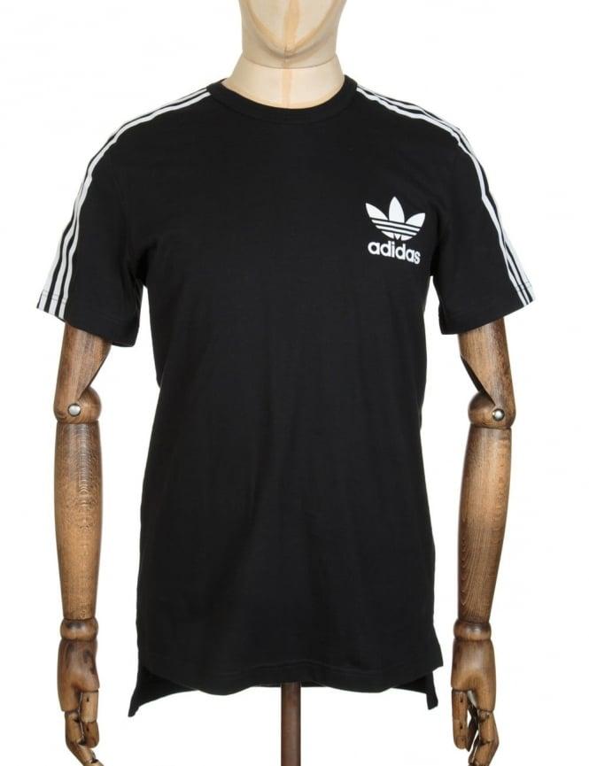 Adidas Originals Fashion T-shirt - Black/White