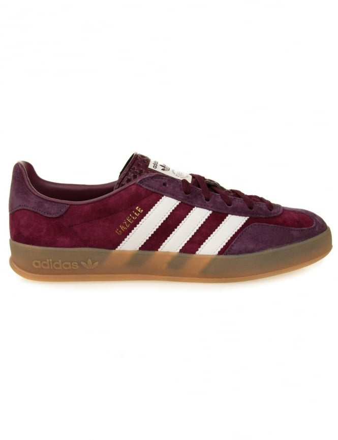 Footwear Light Originals Gazelle Adidas Indoor From Fat Maroon Zq4wc7WOa