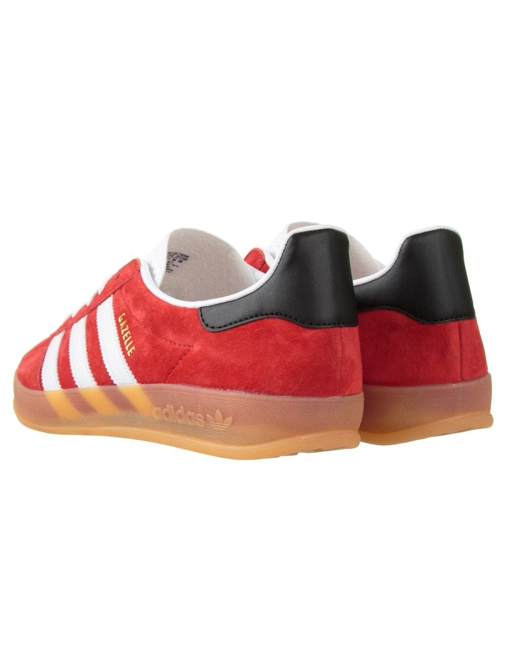 From Redwhite Shoes Footwear Originals Indoor Adidas Gazelle FqwTYI1z