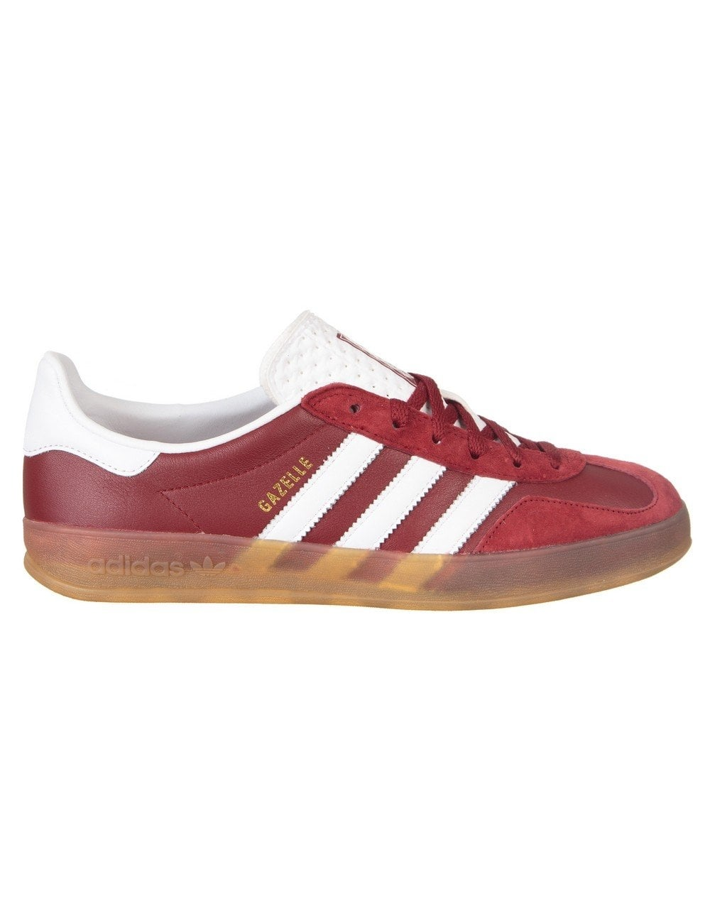 elegant shoes special section sale Gazelle Indoor Shoes - Rust Red