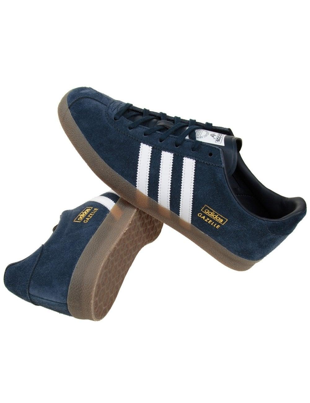 transmitir binario guirnalda  Adidas Originals Gazelle OG - Collegiate Navy - Footwear from Fat Buddha  Store UK