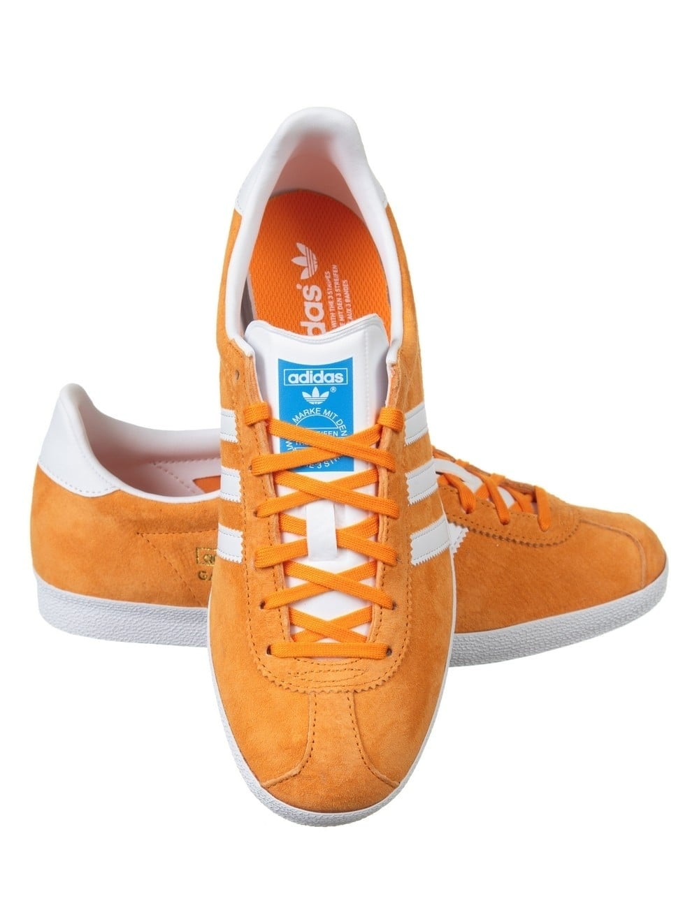 gazelle og orange