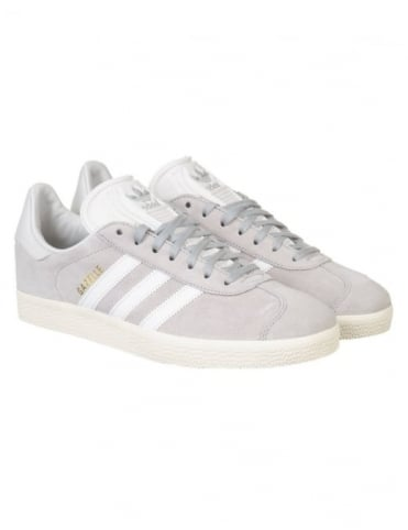 Gazelle OG Shoes - Clear Onix/White