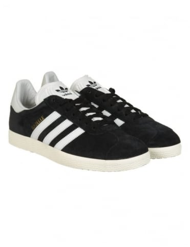 Gazelle OG Shoes - Core Black/Vintage White