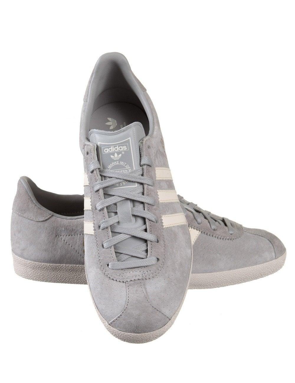 Gazelle OG Shoes - MGH Solid Grey