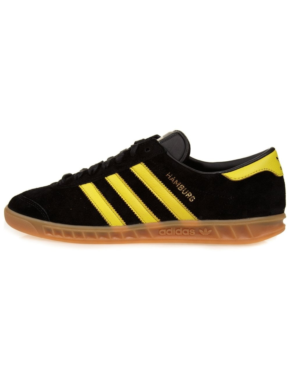 adidas hamburg black