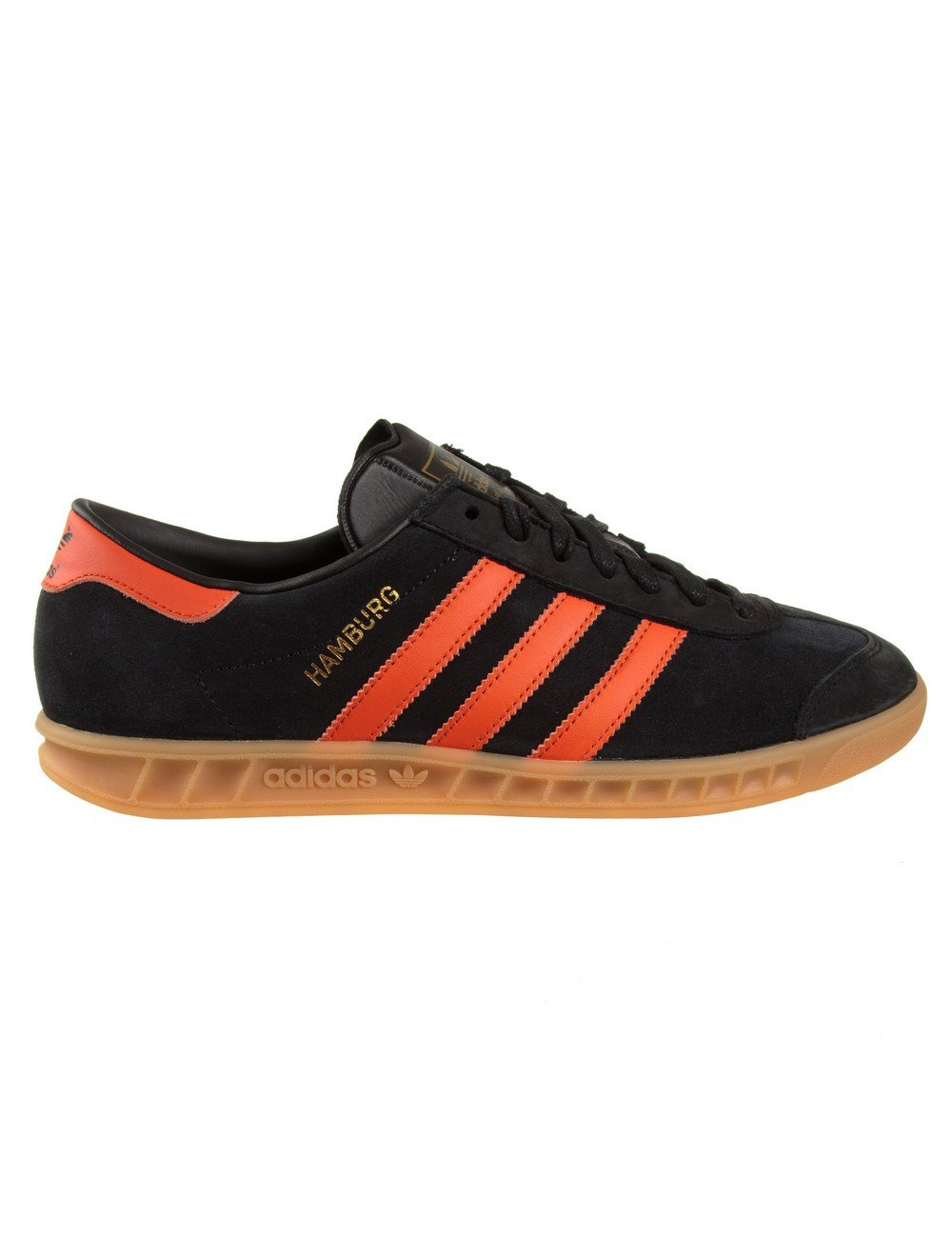 Black And Orange Adidas Originals