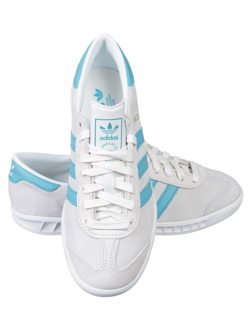 Hamburg Shoes - Crystal White/Blanch Sky