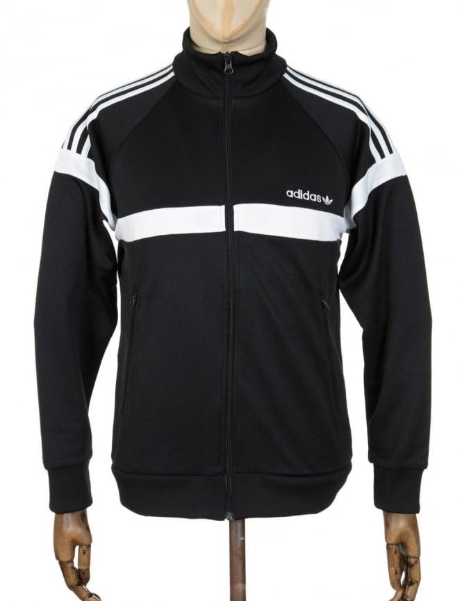 Adidas Originals Itasca Track Top - Black