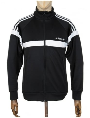 Adidas Originals Itasca Track Top - Black