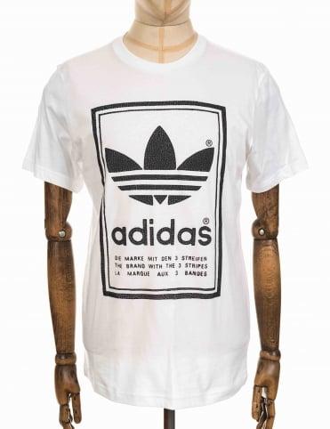 91d2f80dc Japan Archive T-shirt - White Sale · Adidas Originals ...