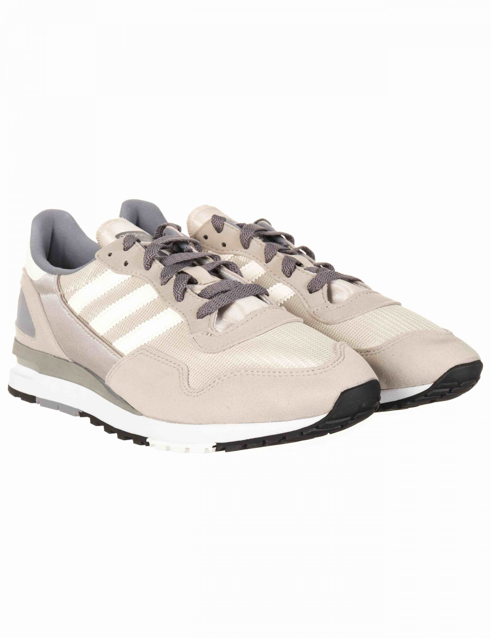 Lowertree Trainers - Clear Brown/Crystal Grey