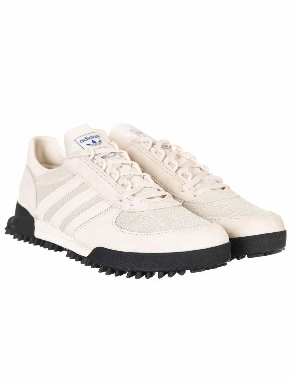 62f7eae5911d4 Adidas Originals Marathon TR Trainers - ChalkWhite Chalk White ...