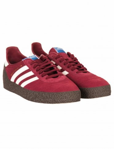 sale retailer 7a0b1 ca125 Adidas Originals Montreal  76 Trainers - Noble Maroon Off White