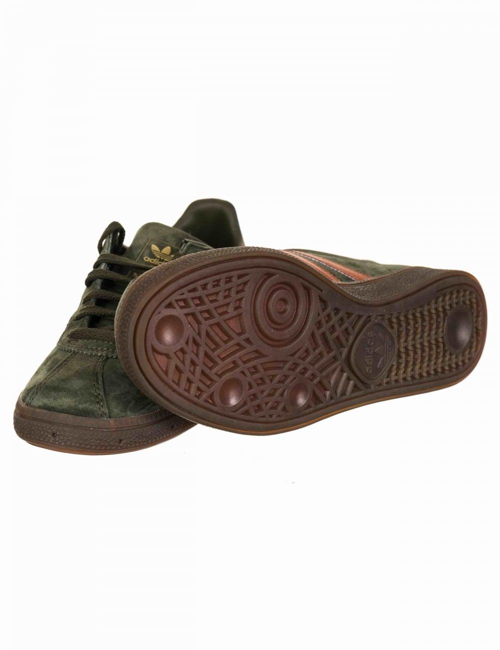 Adidas Originals Munchen Shoes Night CargoBronze