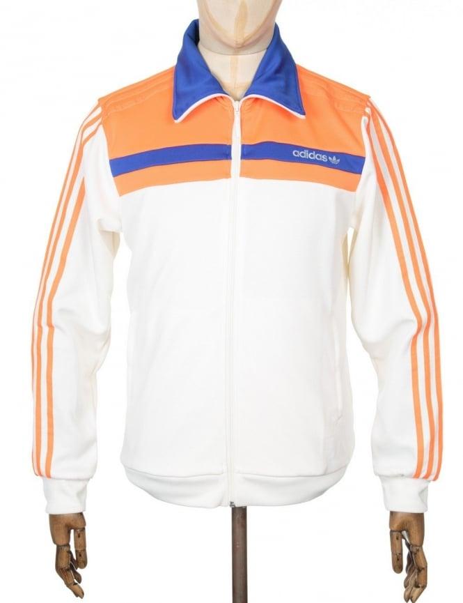 Adidas Originals Nite Jogger OG Track Top - Chalk White