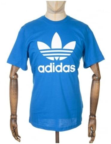 Adidas Originals Original Trefoil T-shirt - Bluebird