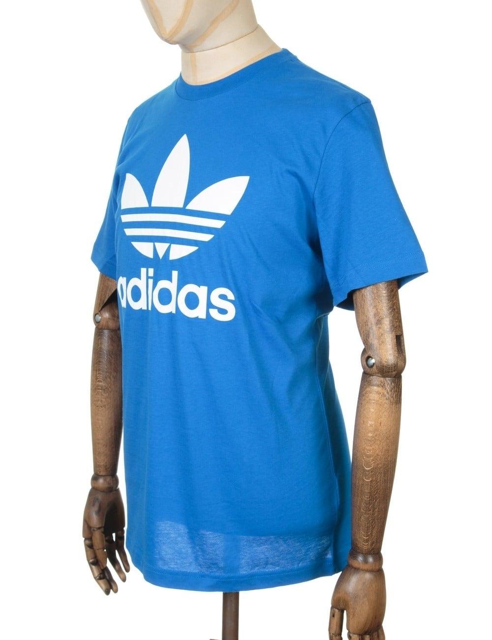adidas orig trefoil t t-shirt