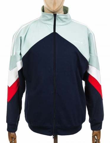 Palmeston Track Top - Collegiate Navy