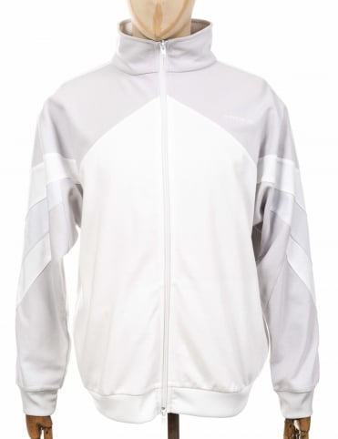Palmeston Track Top - White