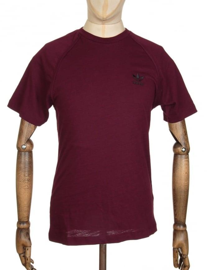 Adidas Originals PT T-shirt - Maroon